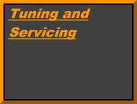 Tuning and Servicing main page